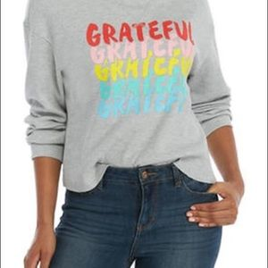 COLD CRUSH Grateful thermal graphic top